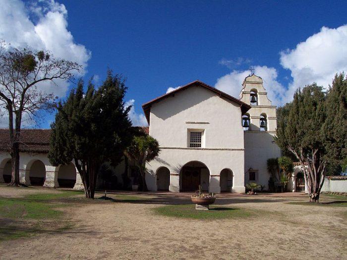7. Mission San Juan Bautista