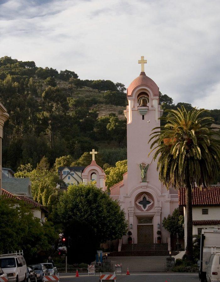 1. Mission San Rafael Arcángel