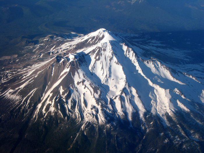 6. Mount Shasta