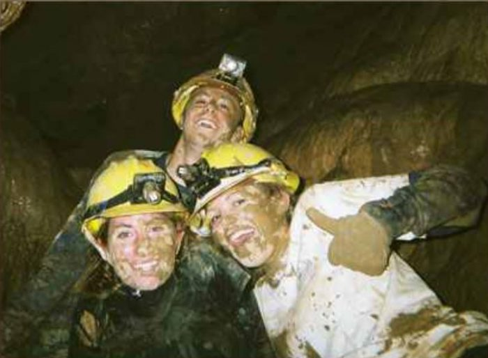 Explorers will get muddy and have to squeeze through small spaces, but they say it's worth it.