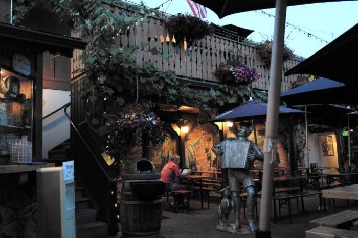 12. Munchen Haus Bavarian Grill and Beer Garden, Leavenworth