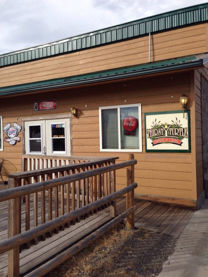 1. Thirsty Turtle Tavern & Grill, Big Timber