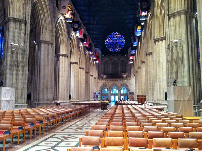 11. National Cathedrals