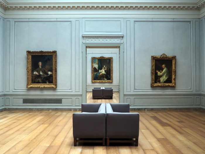 8. The National Gallery of Art