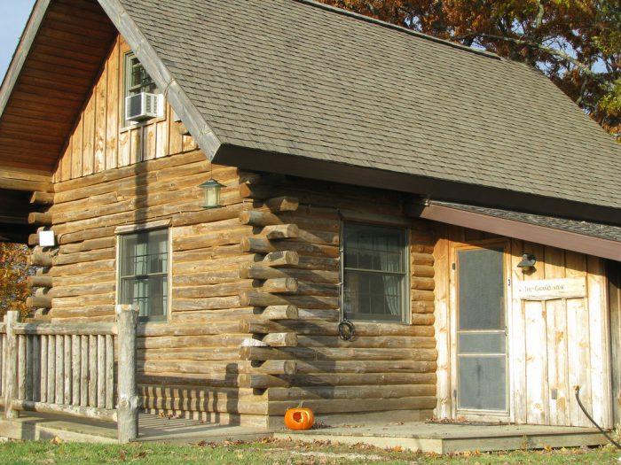 2. The Natural Gait Cabins, Marquette
