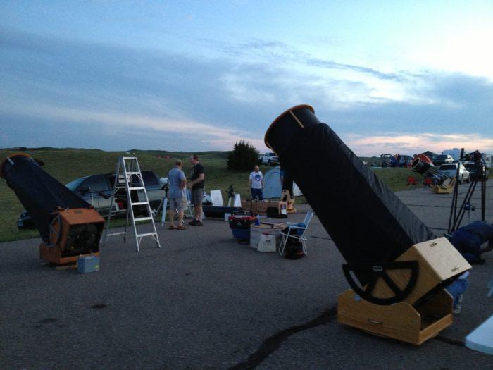 9. Nebraska Star Party, Merritt Reservoir, near Valentine