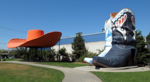 10 Bizarre Roadside Attractions In Washington That Will Make You Do A Double Take