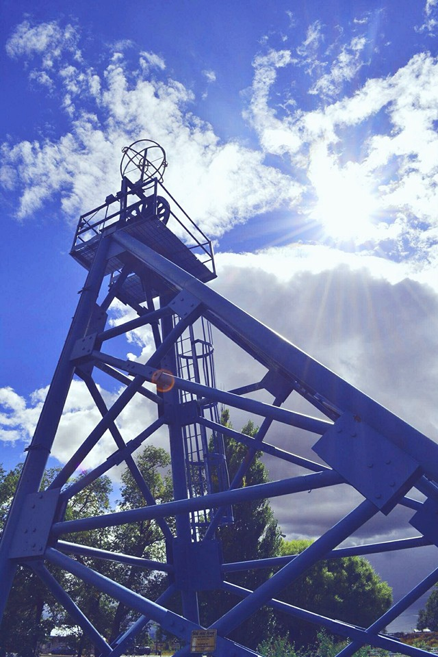 Old Town Santa Fe >> 11 Photos Of Abandoned Mines In New Mexico