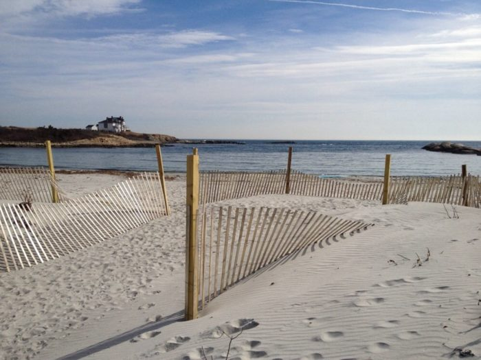 5. Gooseberry Beach, Newport