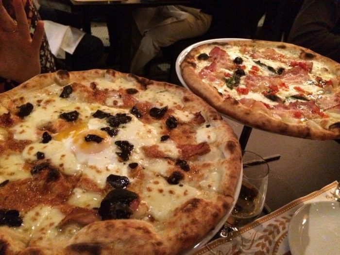 1. Guanciale Pizza (Tarry Lodge, New Haven)