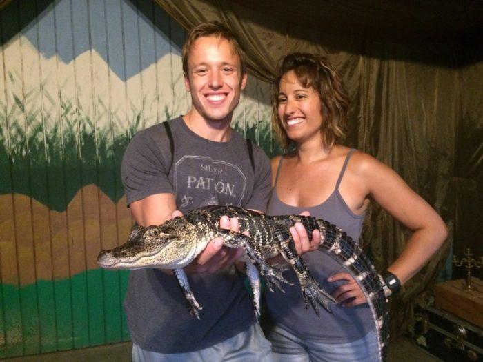 8. Colorado Gators Reptile Park (Mosca)