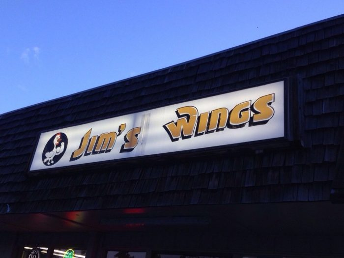 7. Jim's Wings (Fort Collins)