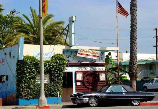 5. Chez Jay -- Santa Monica