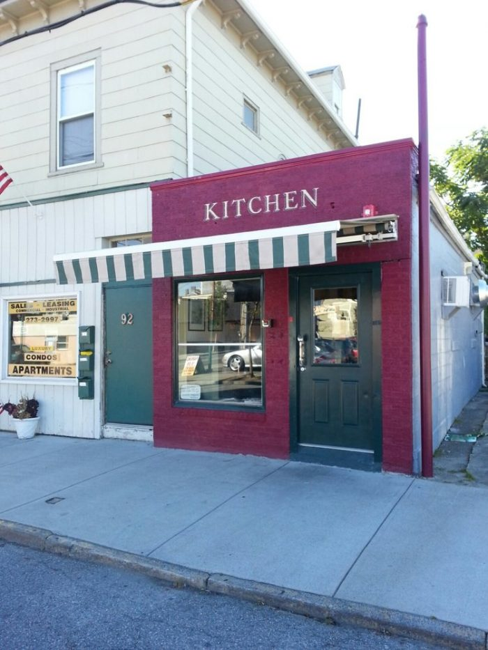1. Kitchen, Providence