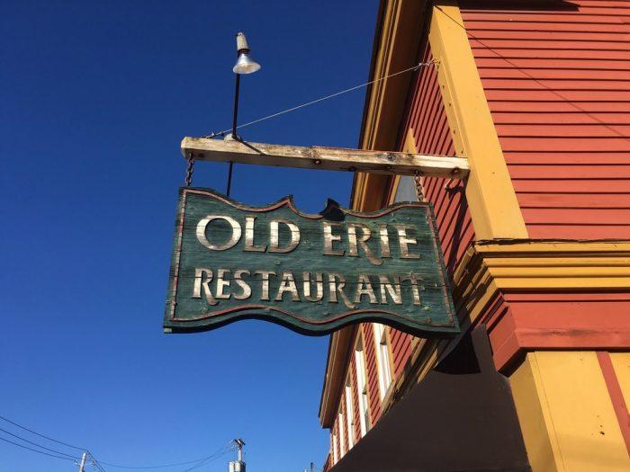 2. Old Erie Restaurant, Weedsport