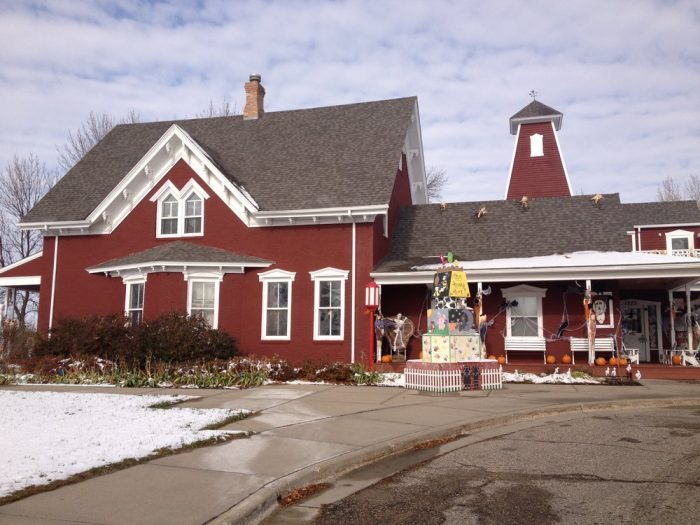 5. Children's Museum at Yunker Farm
