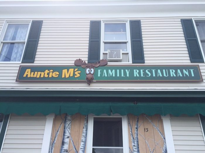1. Auntie M's Family Restaurant, Greenville