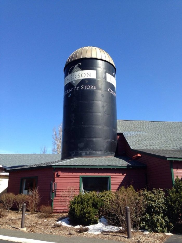 Originally built in the mid 1800's, Emerson's Country Store once served as a dairy barn.
