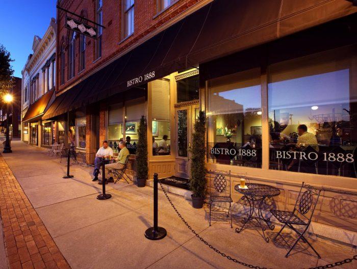 9. South Boston: Bistro 1888