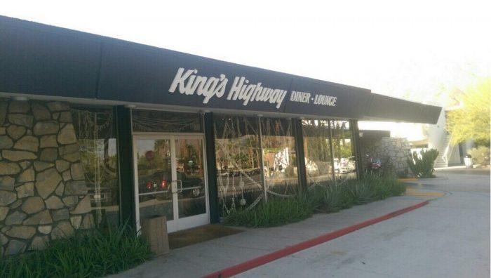 8. King's Highway Diner