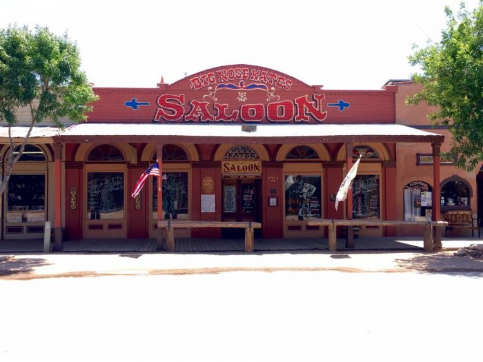 2. Big Nose Kate's Saloon, Tombstone