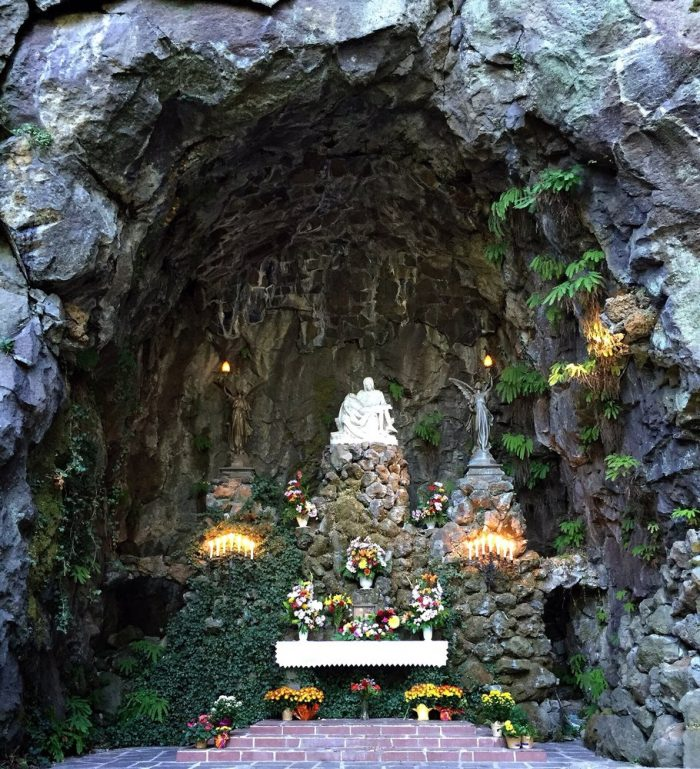 8. The Grotto