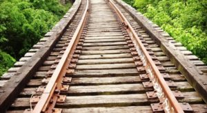 You've Never Experienced Anything Like This Epic Abandoned Railroad Hike In Ohio