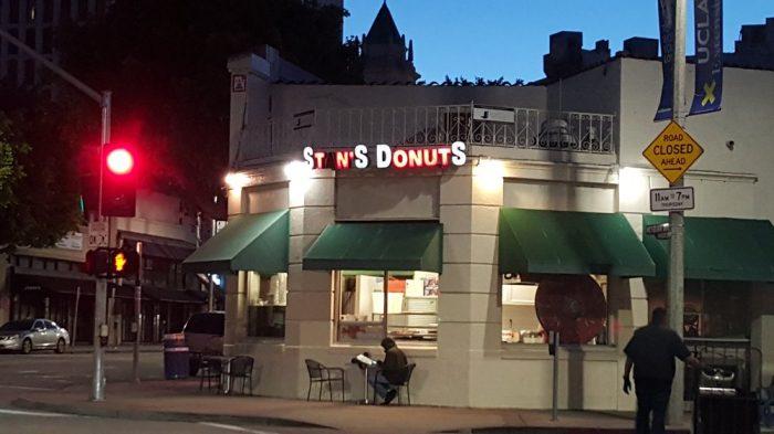 1. Stan's Doughnuts -- Los Angeles/Westwood