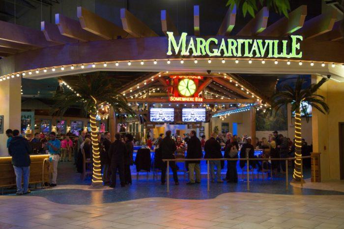 8. Margaritaville, Syracuse