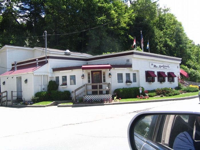 11.  Miss Lyndonville Diner - 686 Broad St, Lyndonville