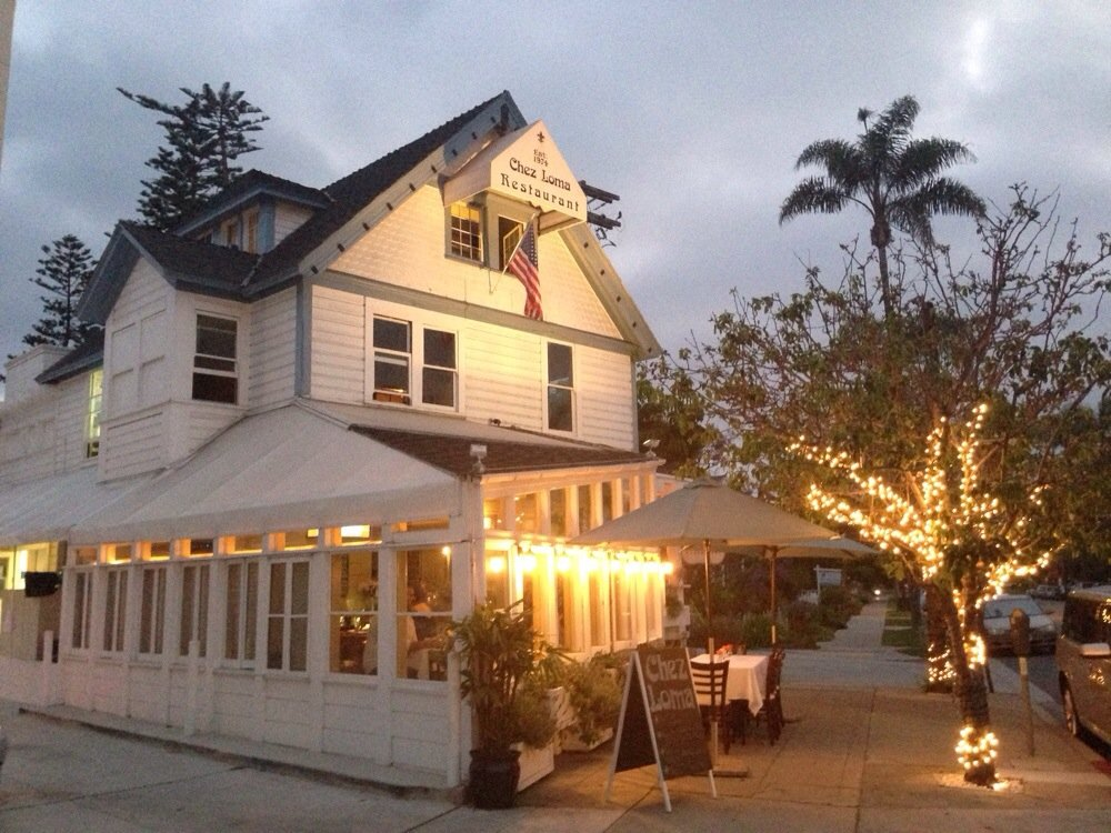 The 9 most romantic restaurants in southern california for Romantic restaurants in california