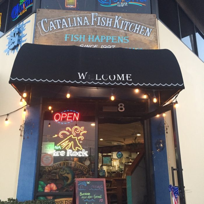7. Catalina Fish Kitchen and Seafood Deli -- Costa Mesa