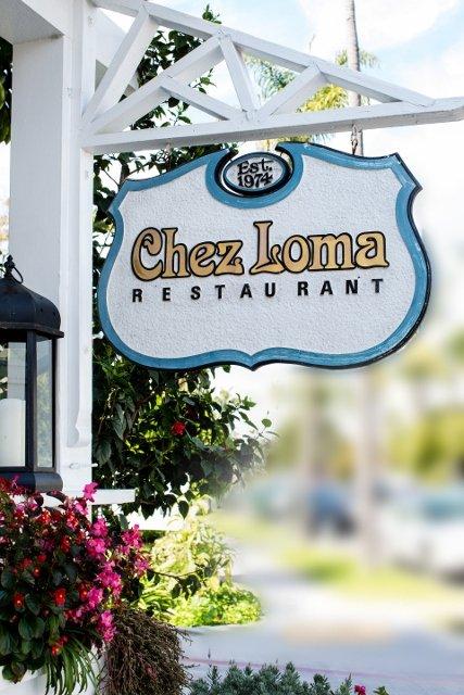 3. Chez Loma French Bistro -- Coronado