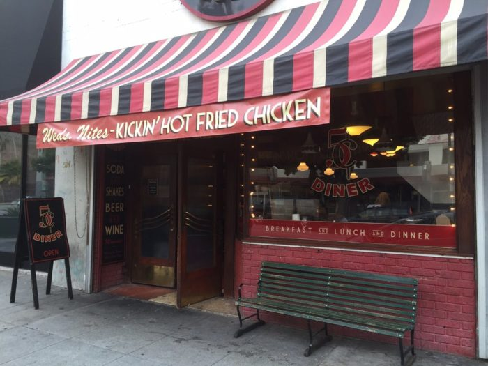 3. Nickel Diner -- Los Angeles