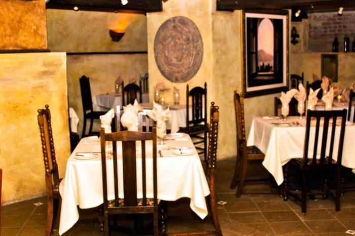 8. The Cellars Restaurant (Virginia Beach)