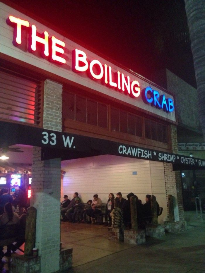 8. The Boiling Crab -- Alhambra