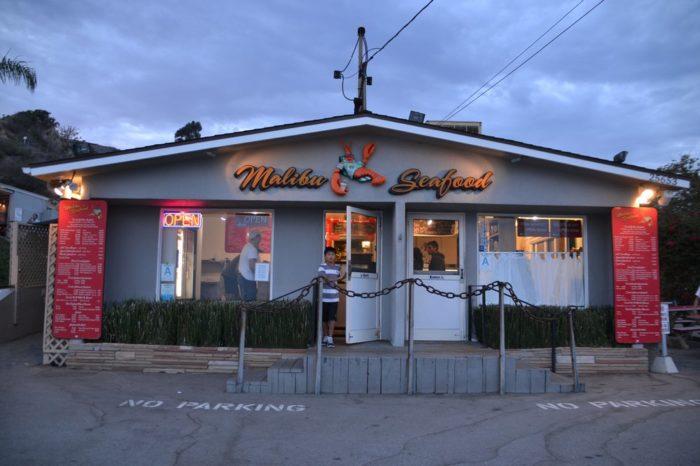 9. Malibu Seafood Fresh Fish Market and Patio Cafe