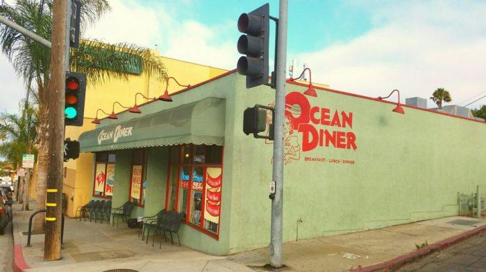 2. Ocean Diner -- Hermosa Beach