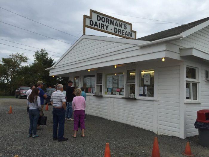 9. Dorman's Dairy Dream, Thomaston