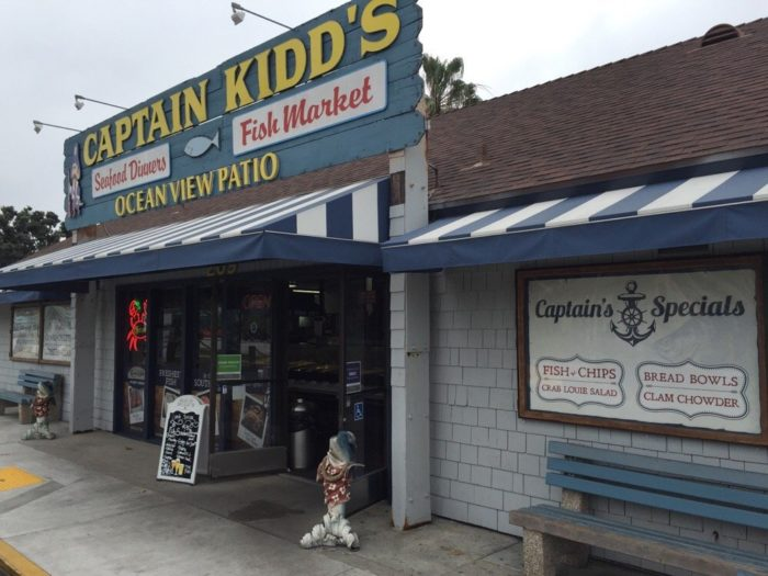 10 seafood shacks in southern california for Redondo beach fish market