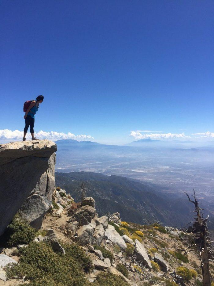 8. Cucamonga Peak