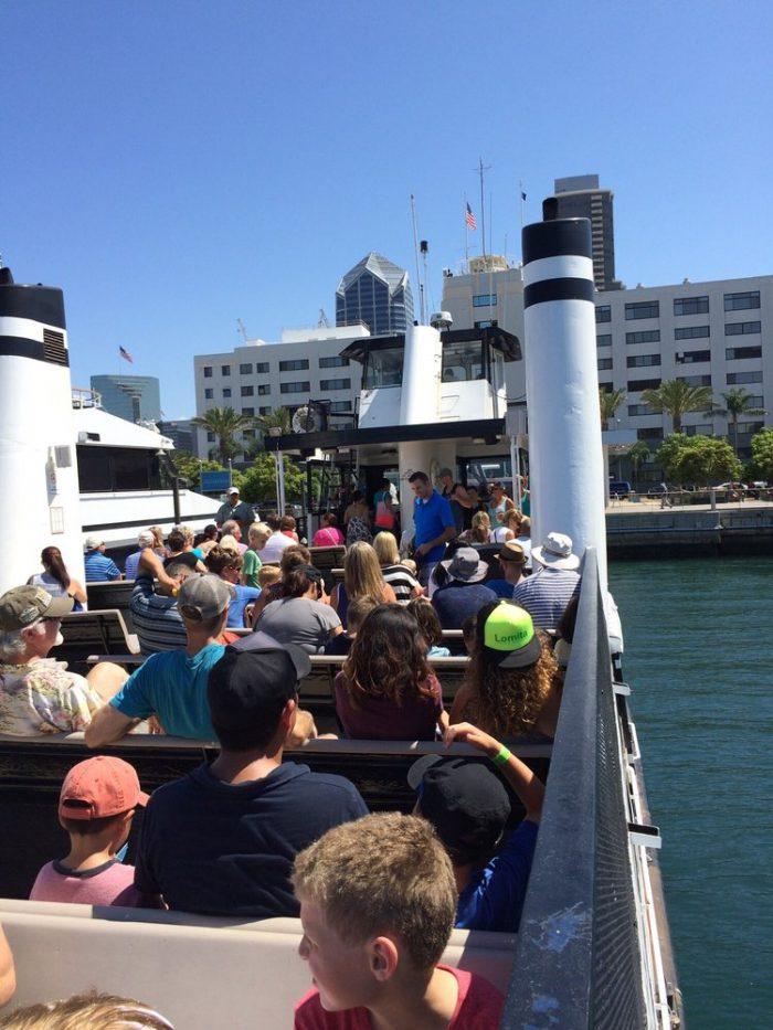 10. The Coronado Ferry