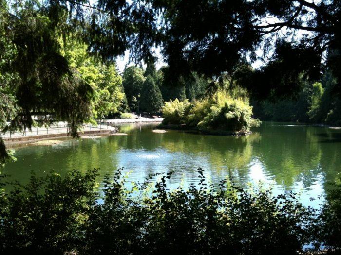 4. Laurelhurst Park