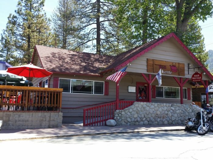 1. The Red Kettle -- Idyllwild