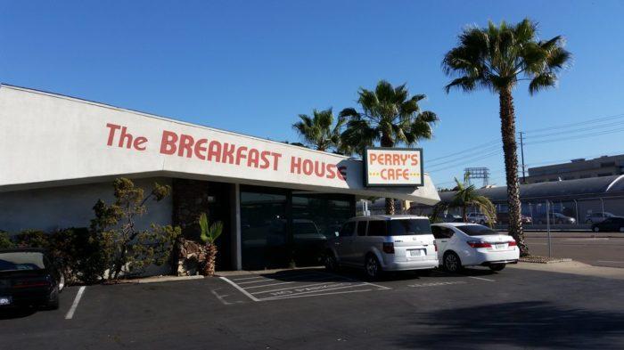 7. Perry's Café -- San Diego