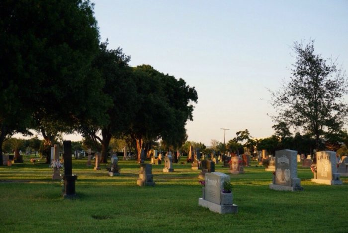 1. Our Lady Queen Of Peace Catholic Cemetery, Royal Palm Beach