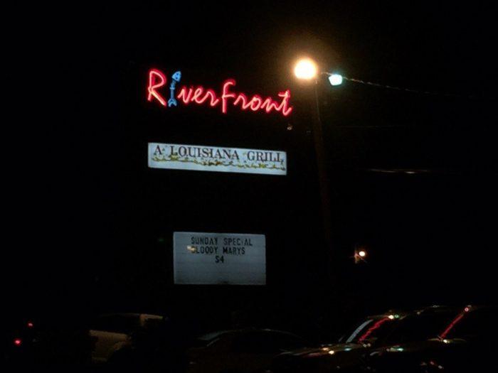 7. Riverfront, 530 Park Ave., Abbeville