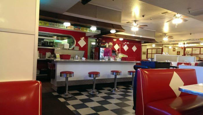 4. Jenny's Diner -- Highland