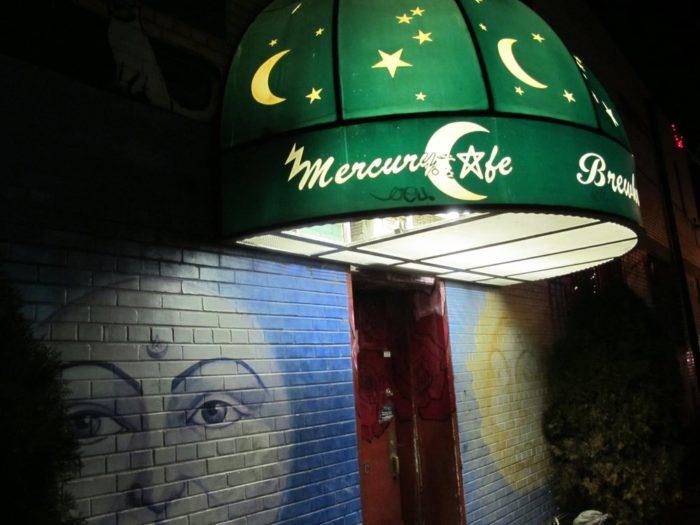 6. Mercury Cafe