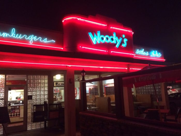 5. Woody's Diner -- Huntington Beach and other SoCal locations